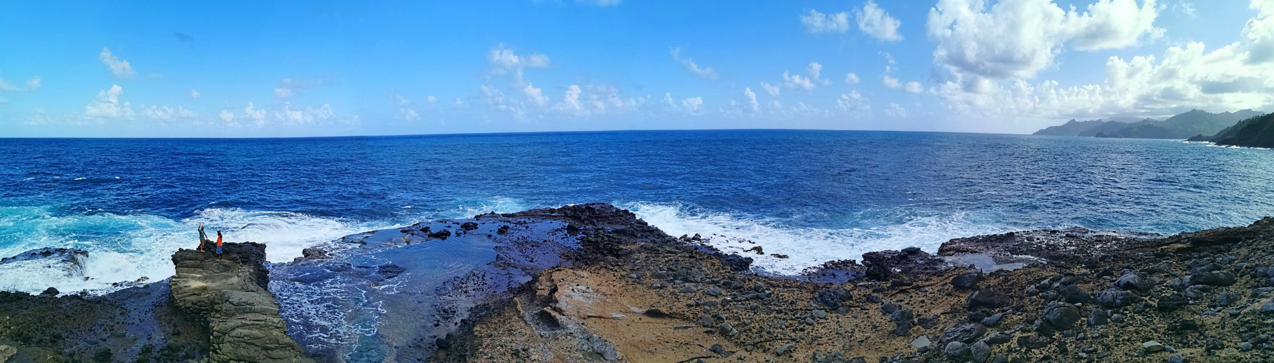 Magiczne wybrzeże Dominiki